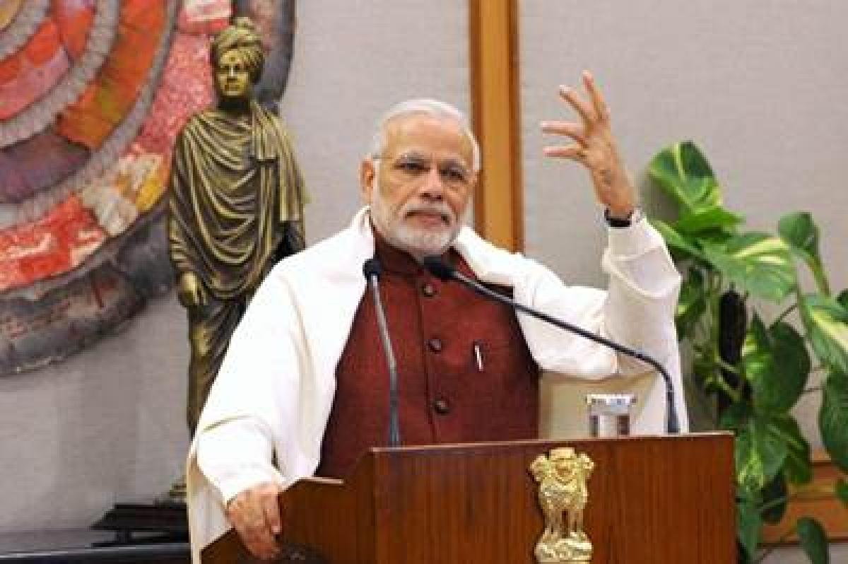 PM Modi wishes nation on occasion of Makar Shankranti, Pongal