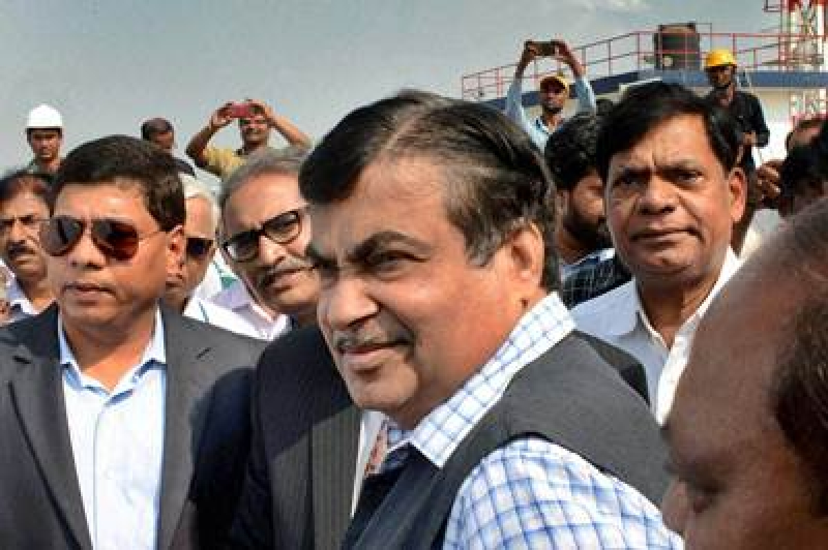 Nitin Gadkari to lay foundation stone for four-laning of NH-47 today