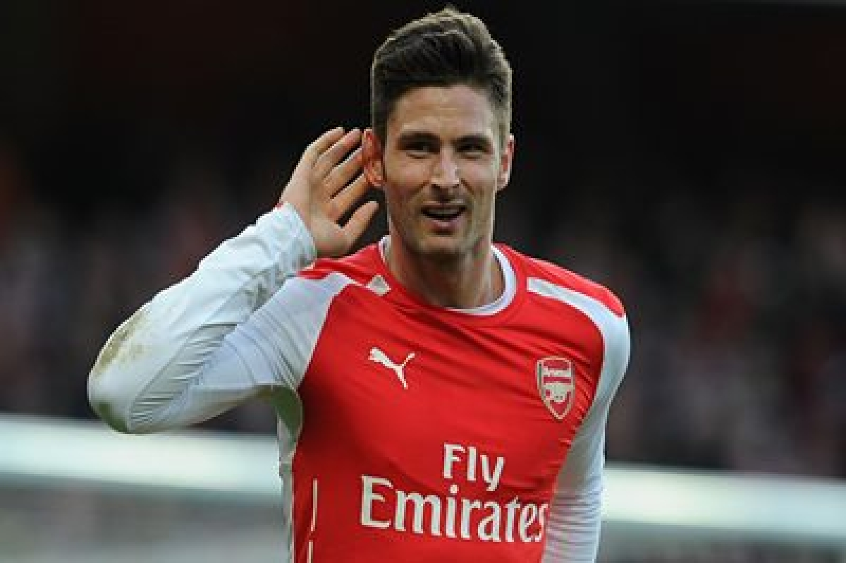 Arsenal doesn't need new signings: Giroud