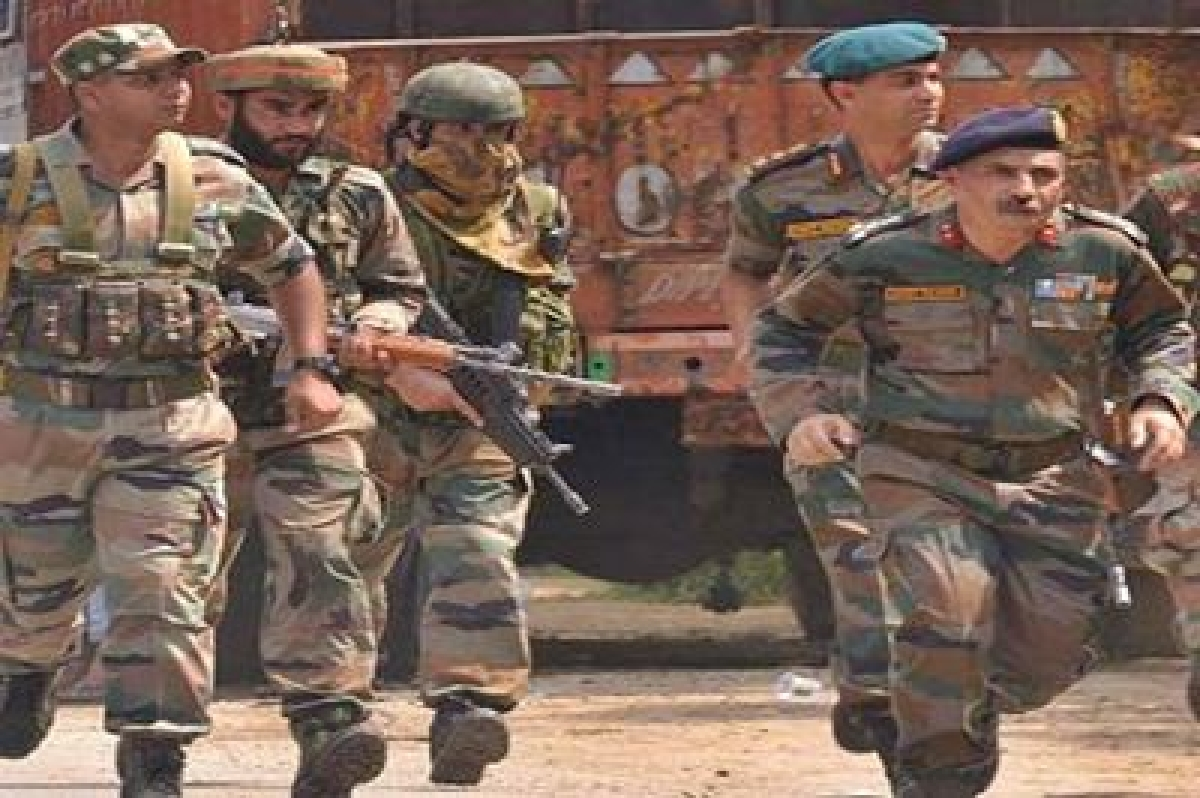 Pathankot attack: Operation to eliminate terrorists continues