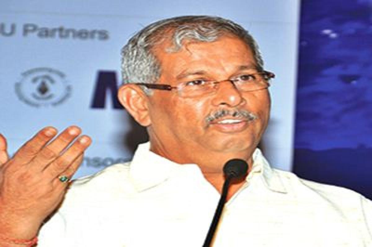 Rajendra Arlekar favours marinas in Goa