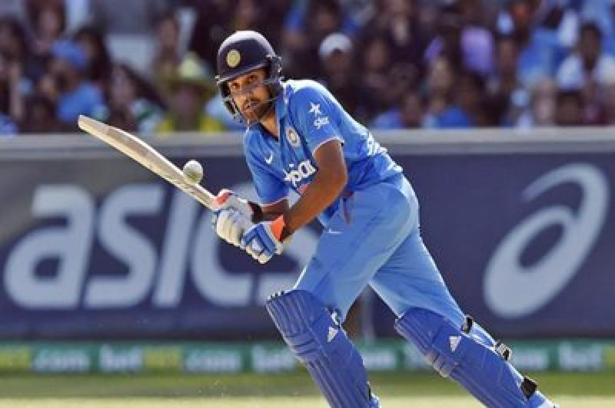 Rohit scores second consecutive ton in Brisbane, India set 309-run target for Aussies