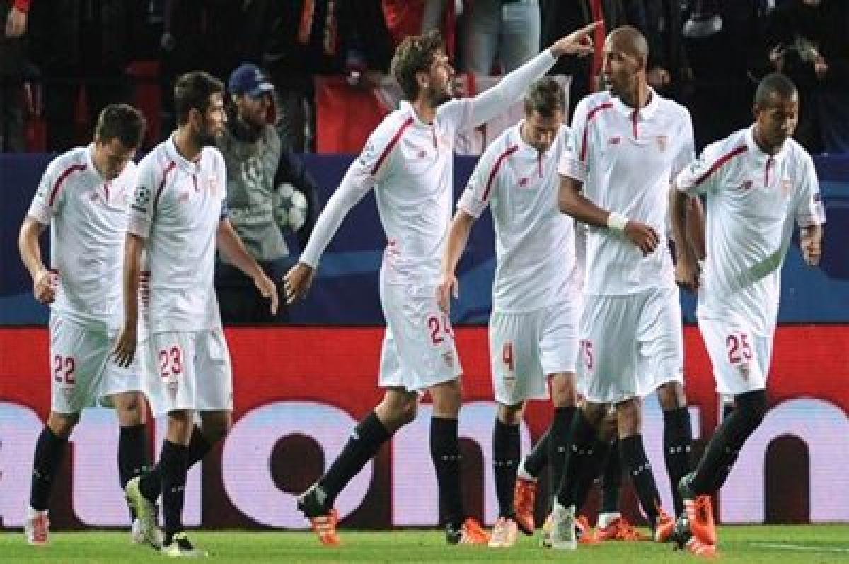 Sevilla, upstart Mirandes qualify for Copa del Rey quarters