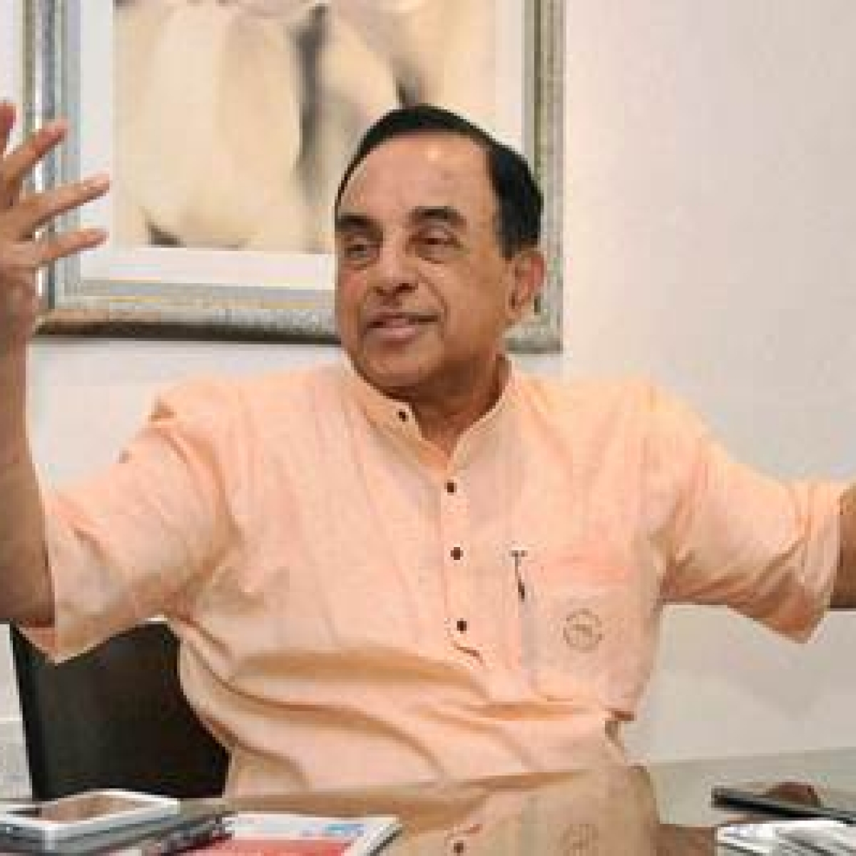 'He can be a bridge': Swamy hails Sri Lankan PM Rajapaksa's 'true blue Tamil' minister