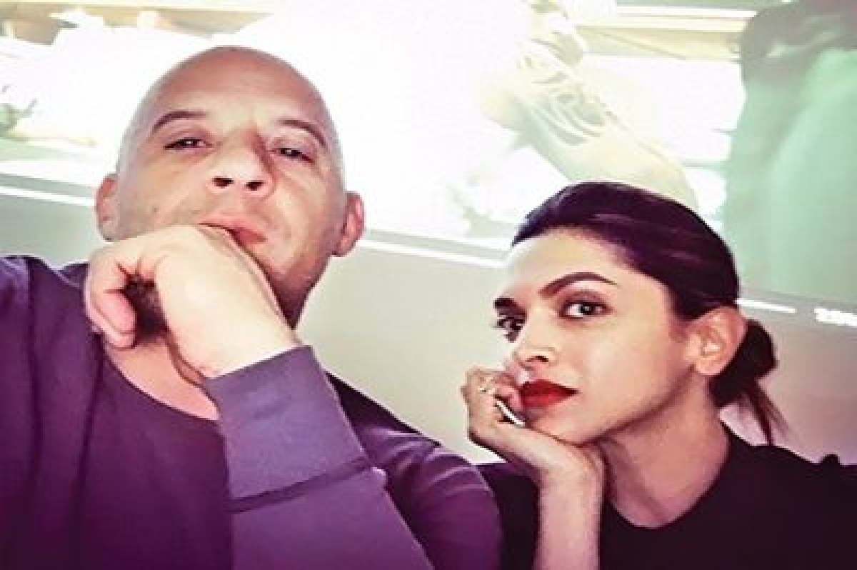 Deepika to begin Vin Diesel's 'XXX' in Feb