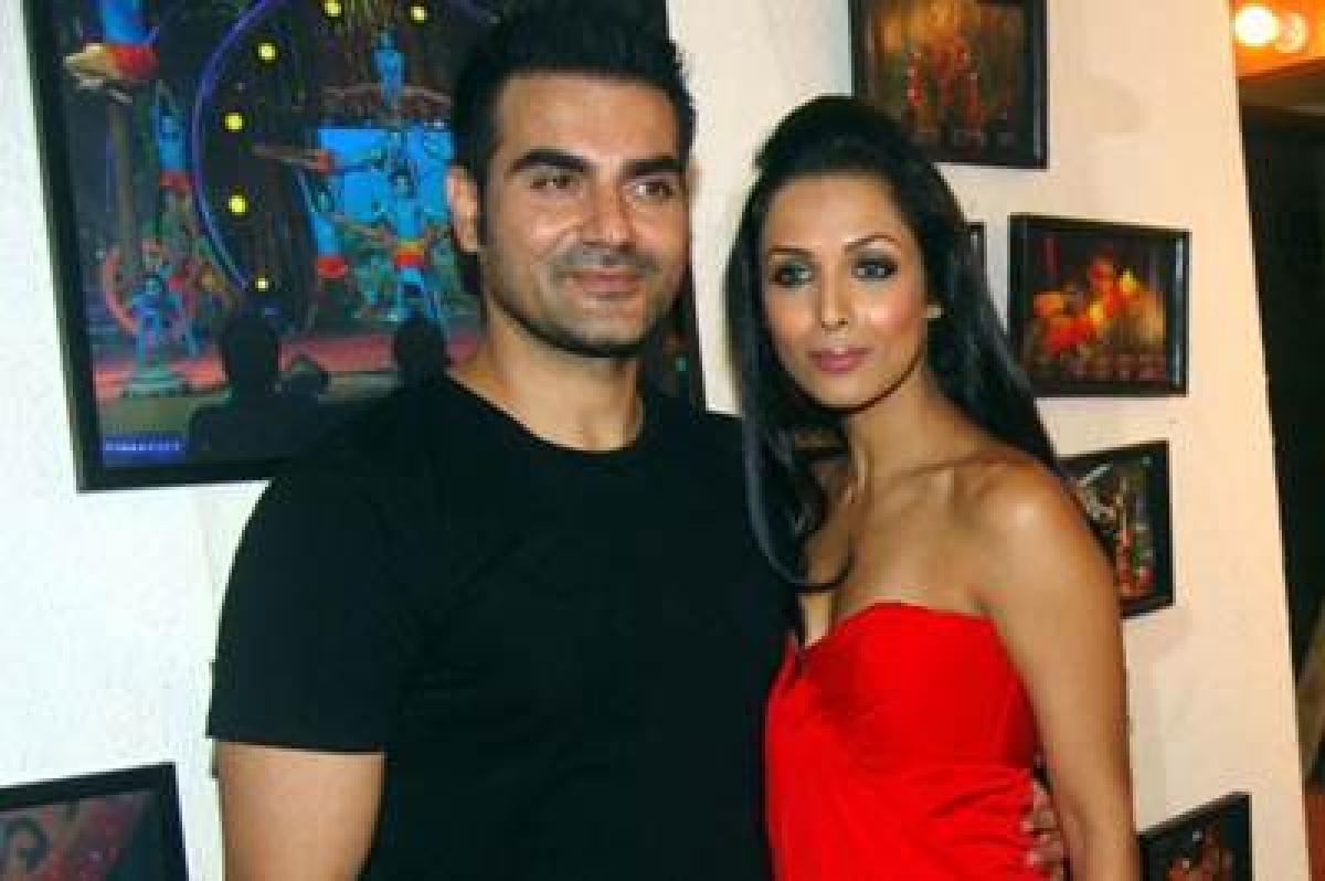'Power Couple' Arbaaz, Maliaka headed for a divorce?