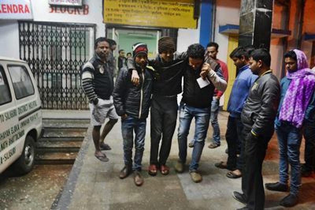 Earthquake leaves scores injured in Bangladesh