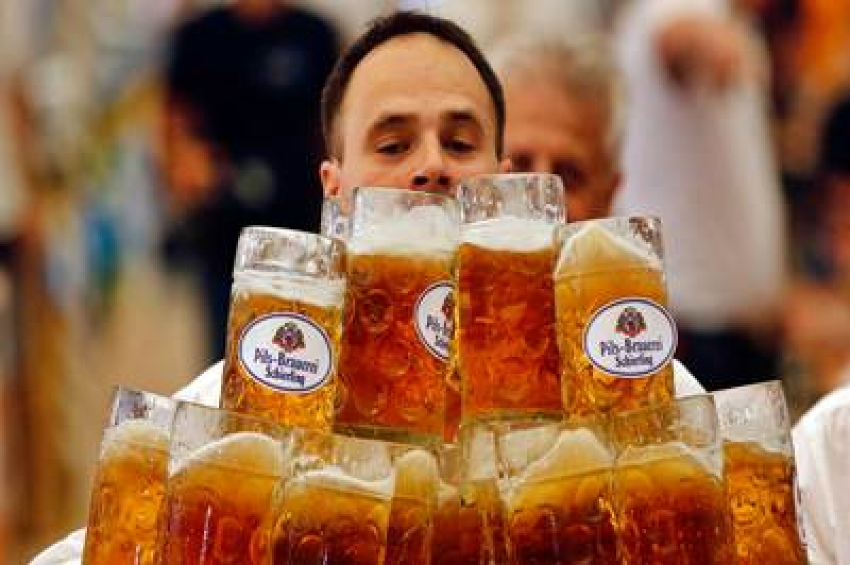 Lakhs of litres of beer may go down the drain