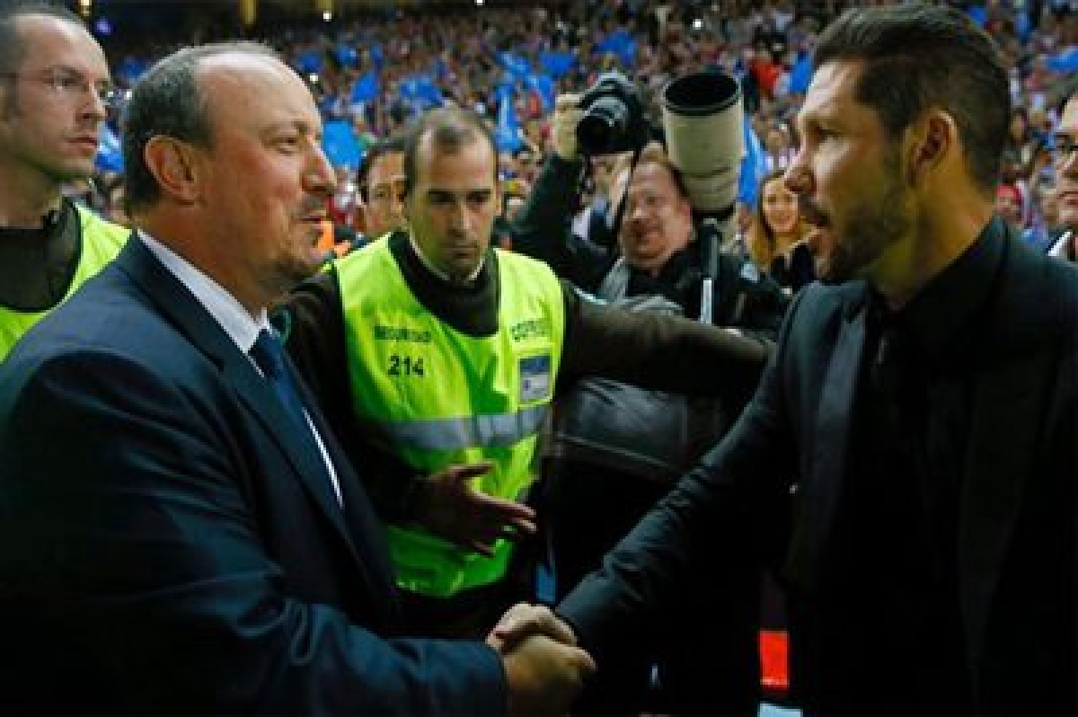 Whenever a colleague leaves not good, Benitez a great coach: Simeone