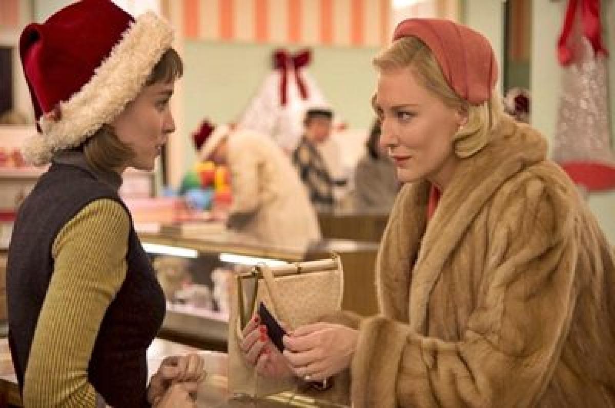 'Carol' wins big at Gay & Lesbian Entertainment Critics awards