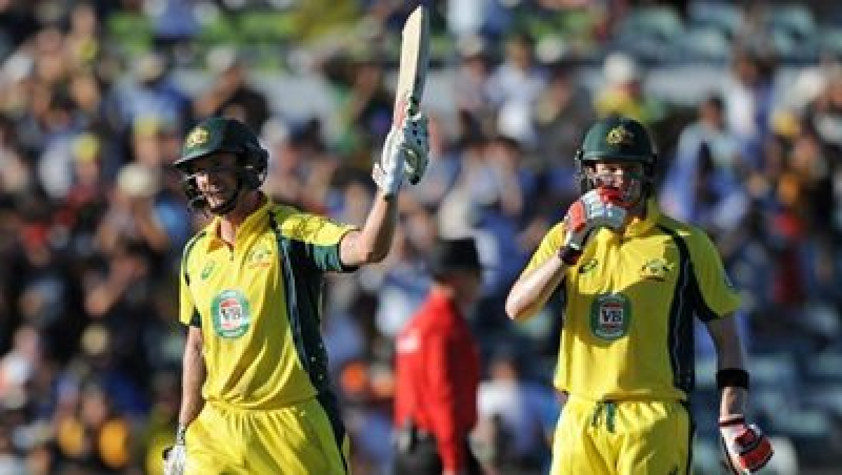 Australia beat India by five wickets to win first ODI