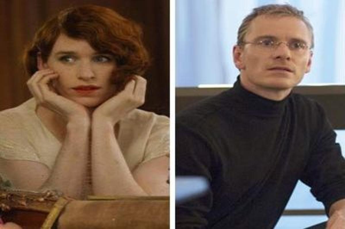 Redmayne, Fassbender 'honoured', 'grateful' over Oscar nomination