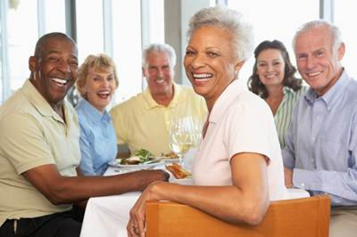 Embrace ageing with love for good health