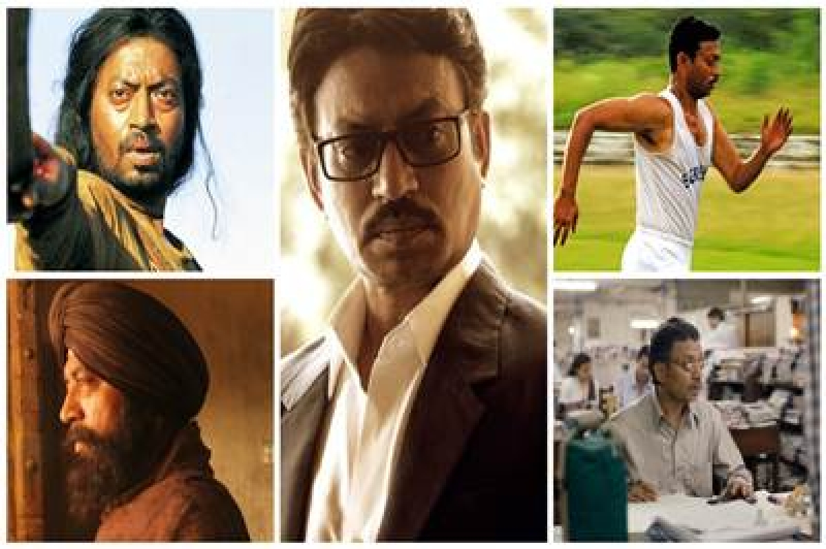Different shades of Irrfan Khan​