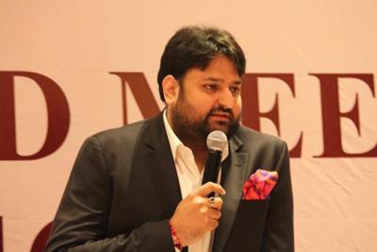 Mohit Kamboj elected as IBJA President