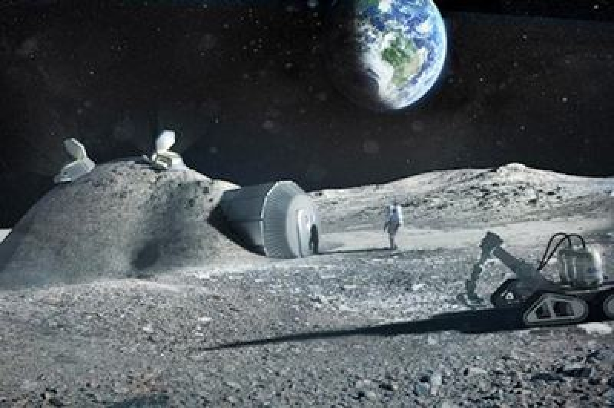 Europe to build Moon Village by 2030