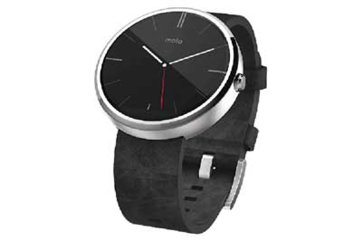 Moto 360 men's collection now available on Amazon