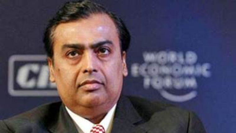 Chairman and MD Mukesh Ambani