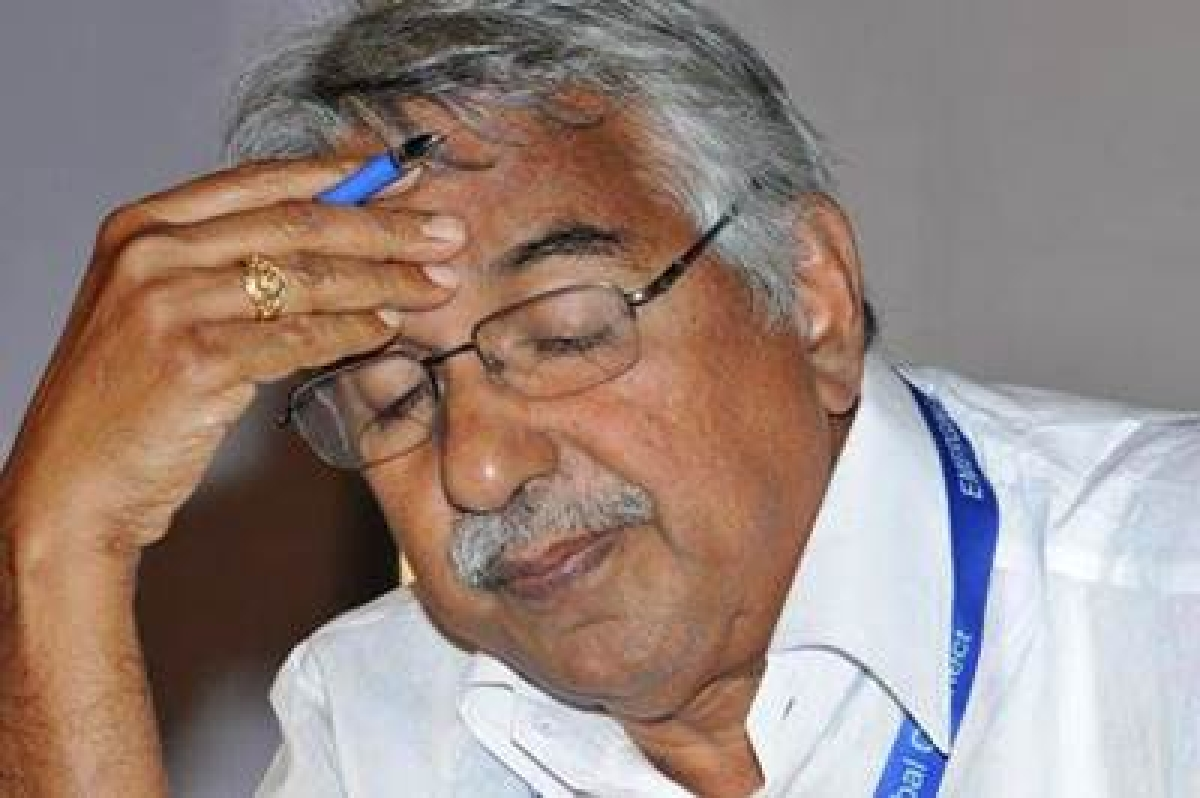 We never expected this rout: Chandy