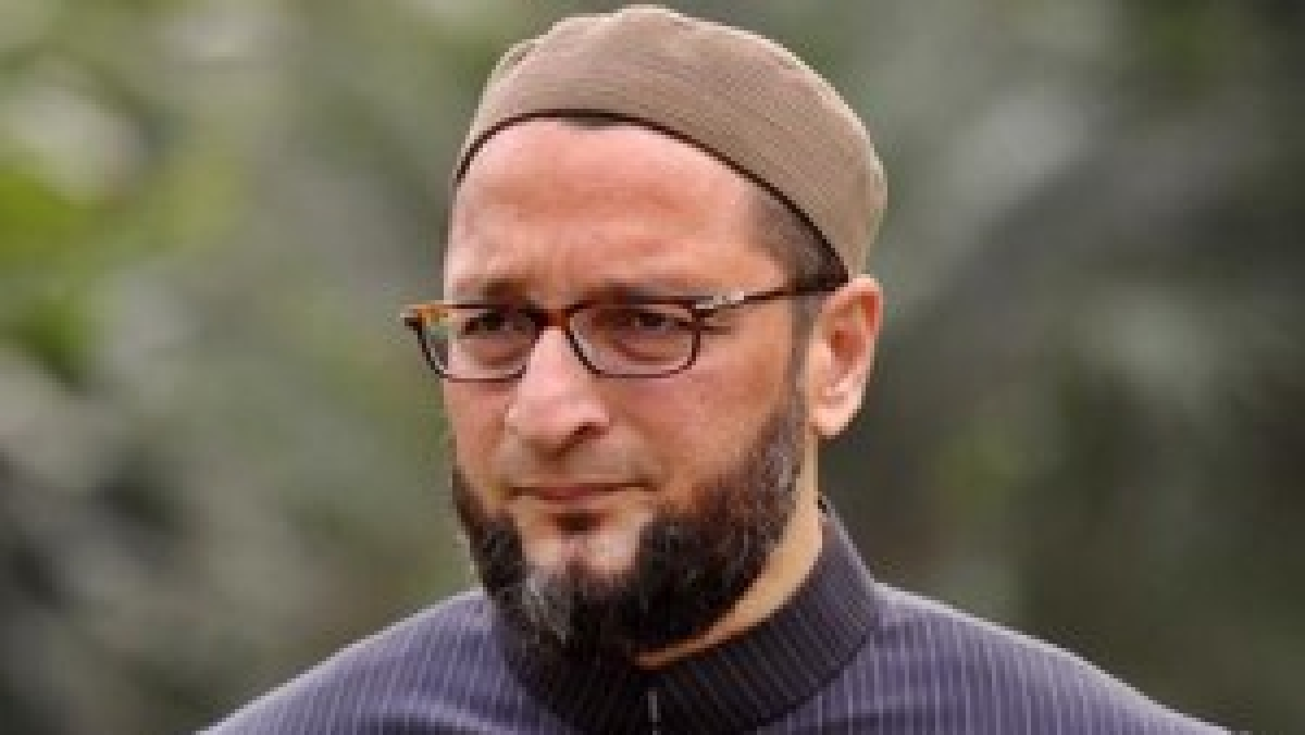Asaduddin Owaisi - MP from Hyderabad constituency