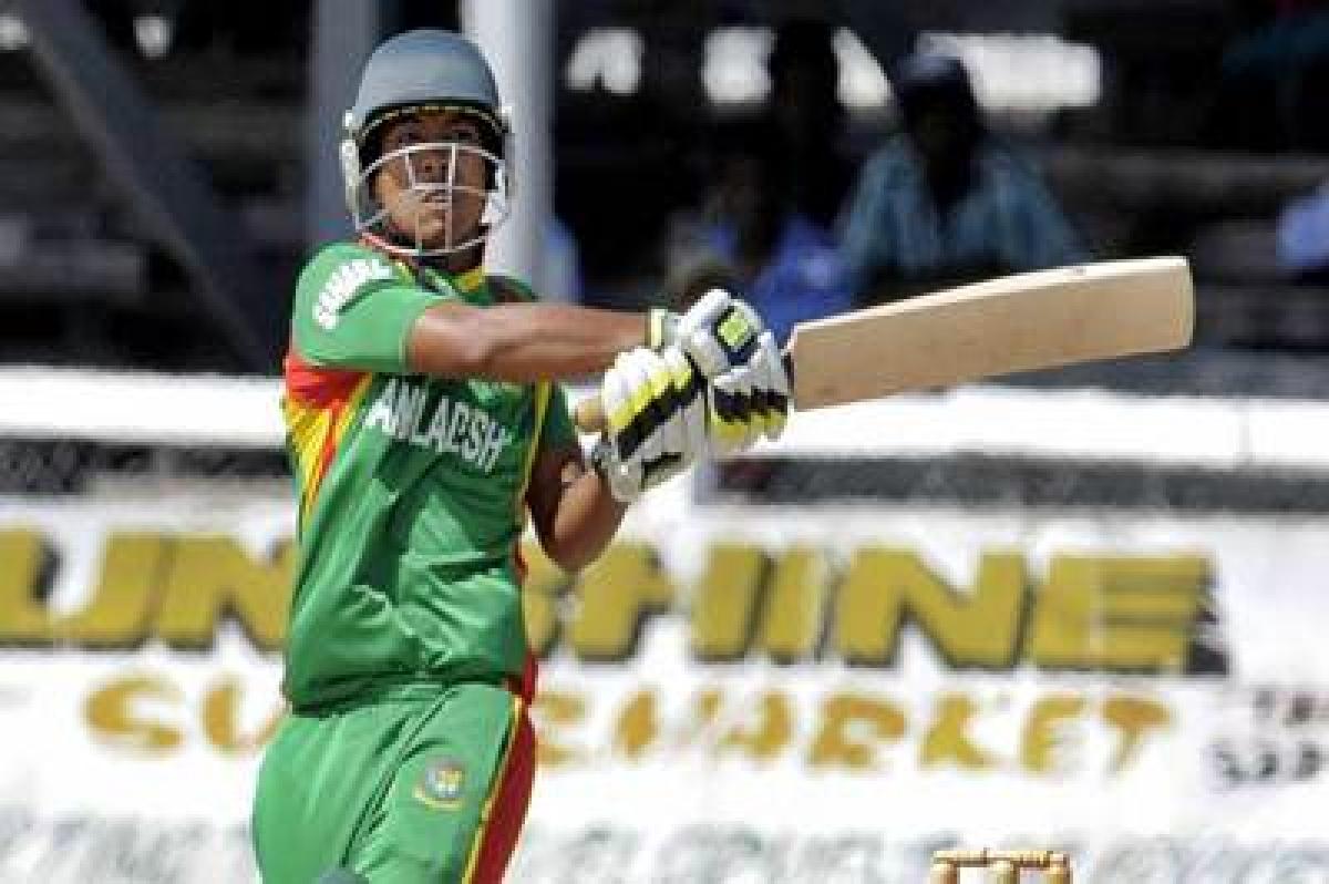 Bangladesh U-19 batsman Pinak keen to learn from mistakes