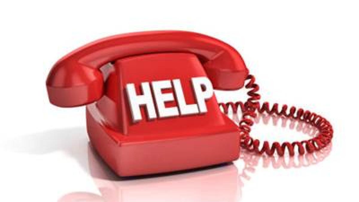 help phone 3d icon