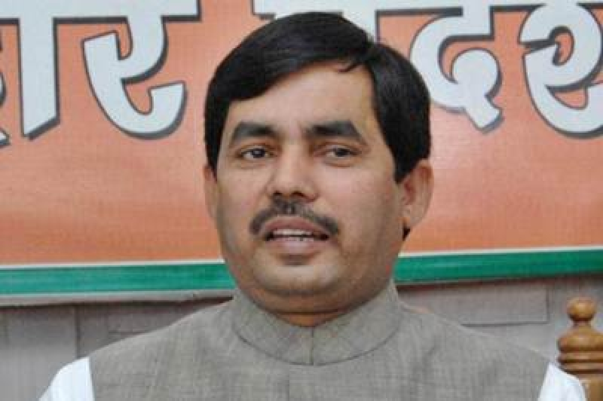 Rahul obsessed with PM Modi, says Shahnawaz Hussain