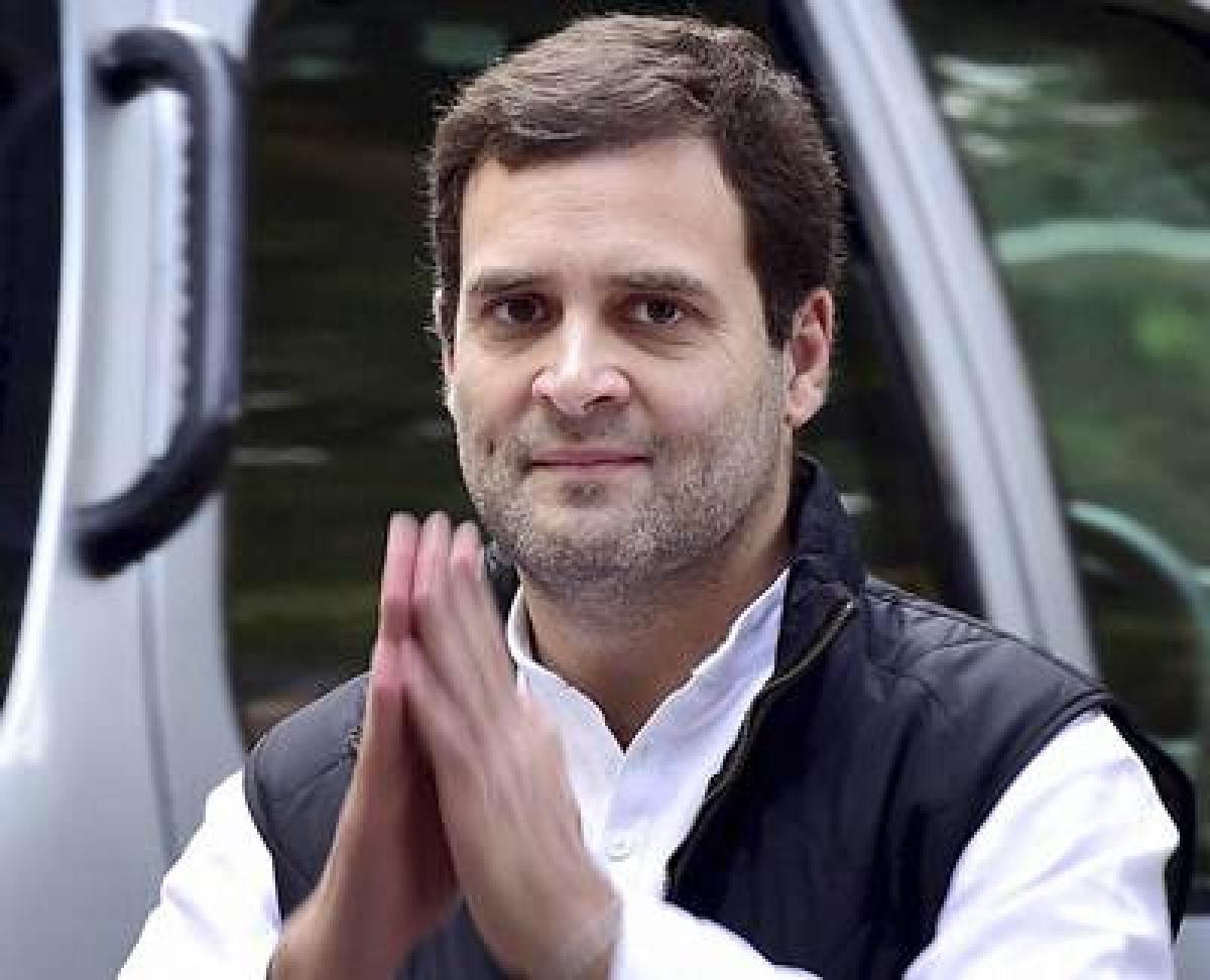 Rahul Gandhi to address three rallies in Assam today