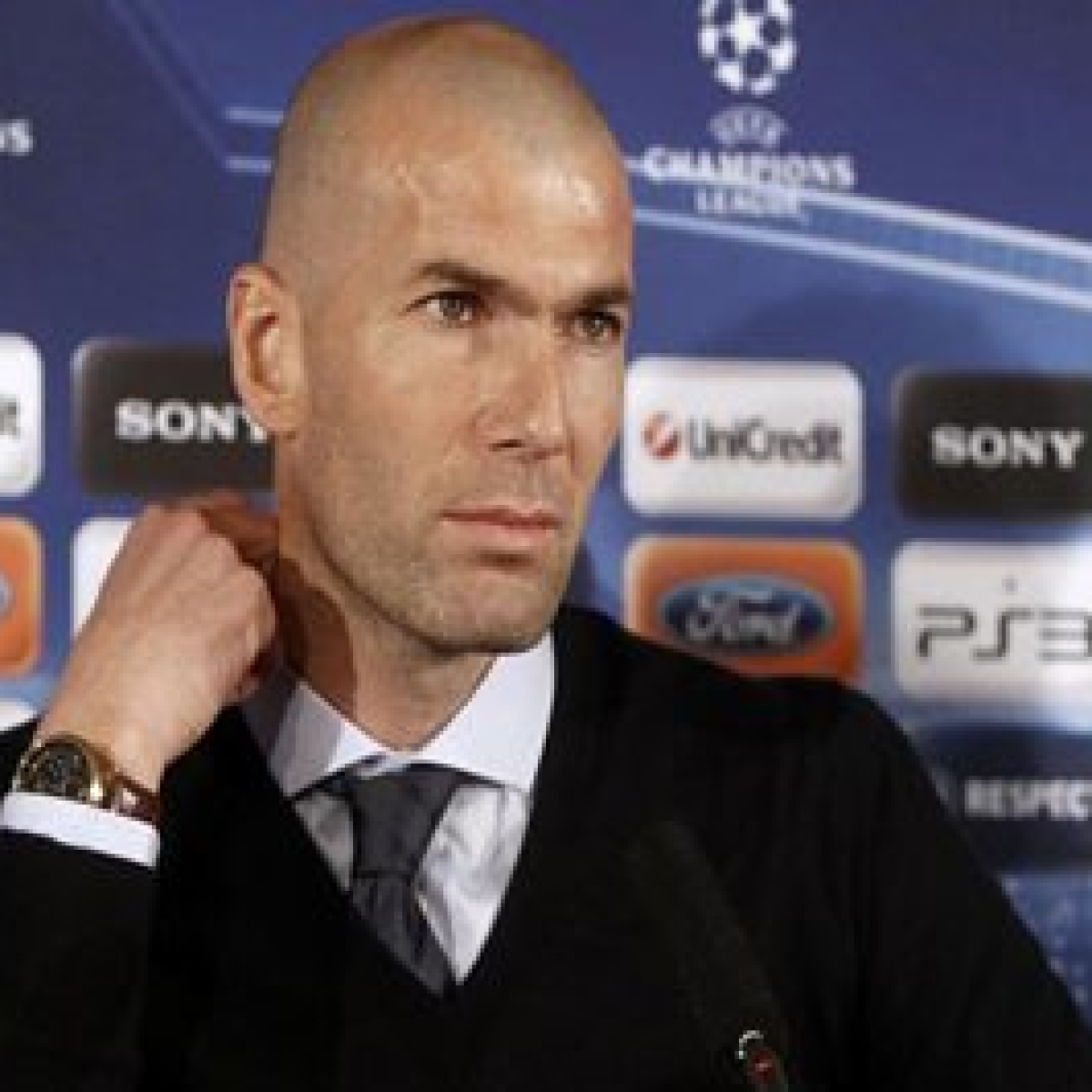 Champions League: Fans call for Zidane's sacking after Real Madrid suffer 2-0 loss against Shakhtar Donetsk