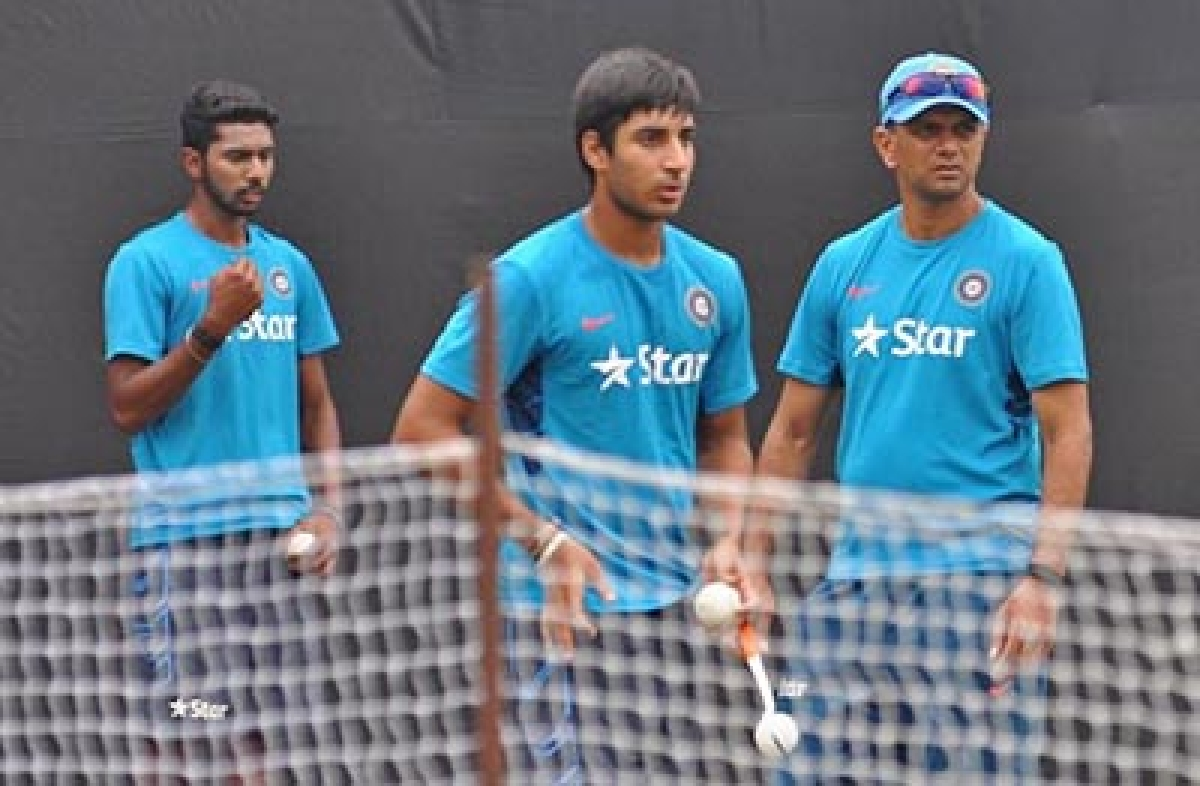 On the cusp of victory India take on Windies in U19 WC final