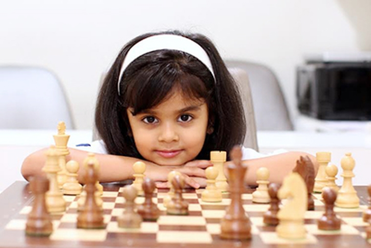 Six-year-old Suhani makes it to world's top six