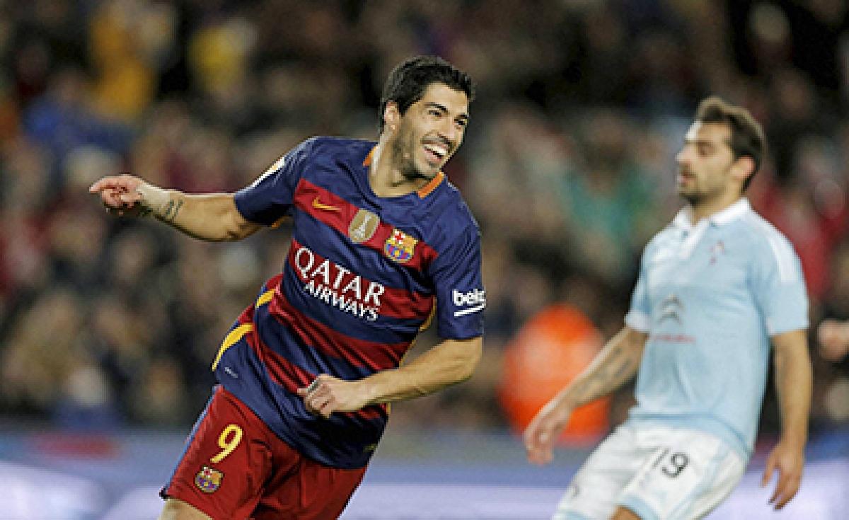 Luis Suarez set to leave Barcelona, says radio station