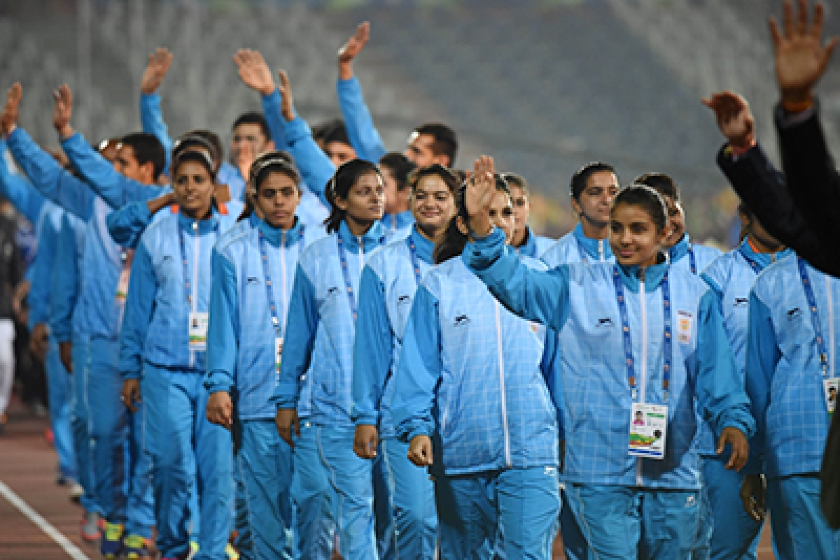 SAG Games: India sign off with 188 gold medals