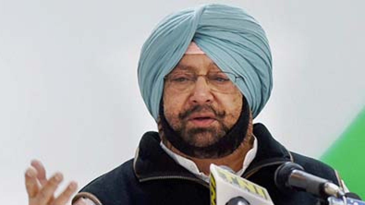 Punjab CM Amarinder Singh to take up visa-free entry for devotees to Pakistan