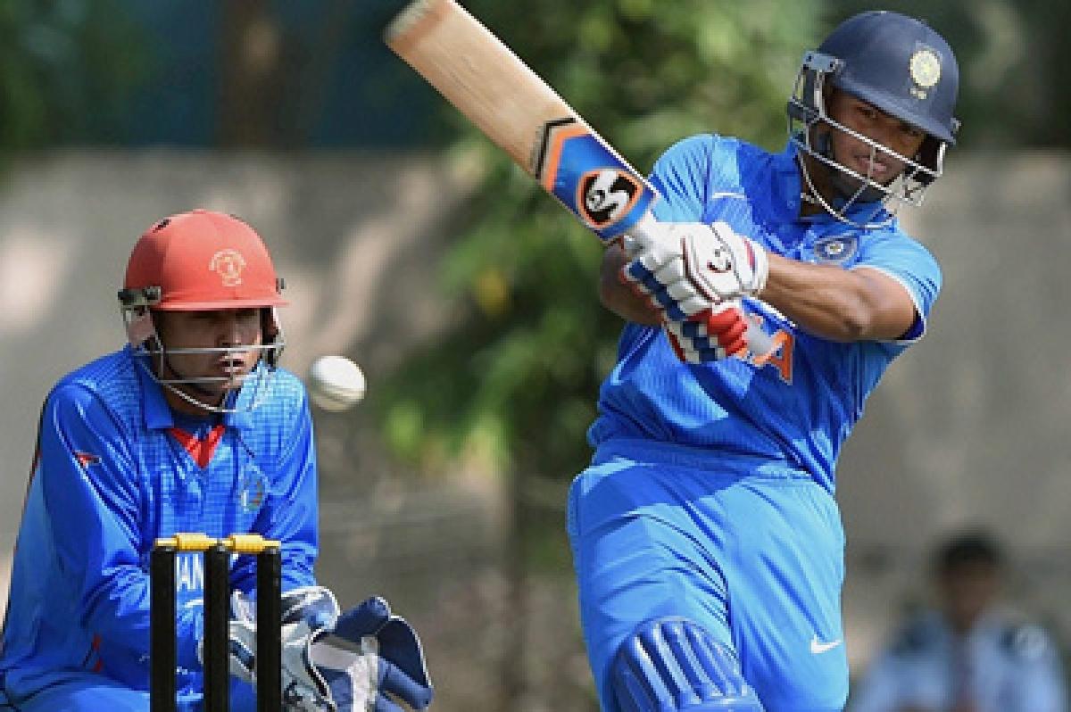India blows away Nepal