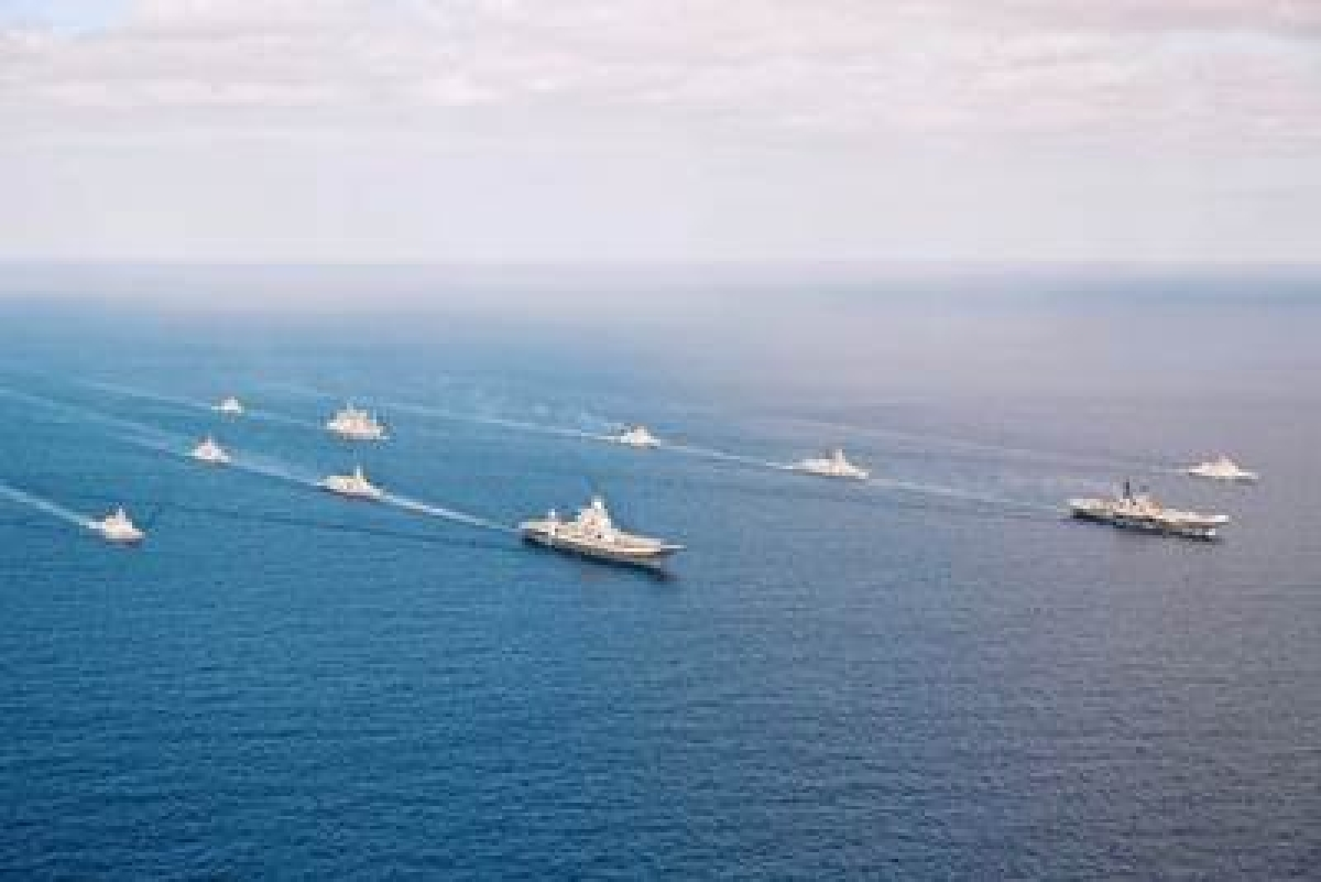 Aircraft carrier Vikramaditya, two other ships to visit Male
