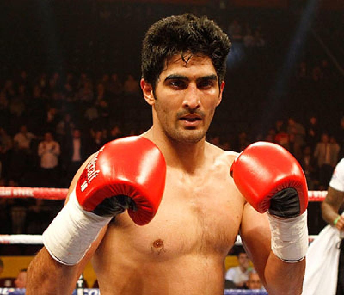Vijender Singh fourth fight rescheduled