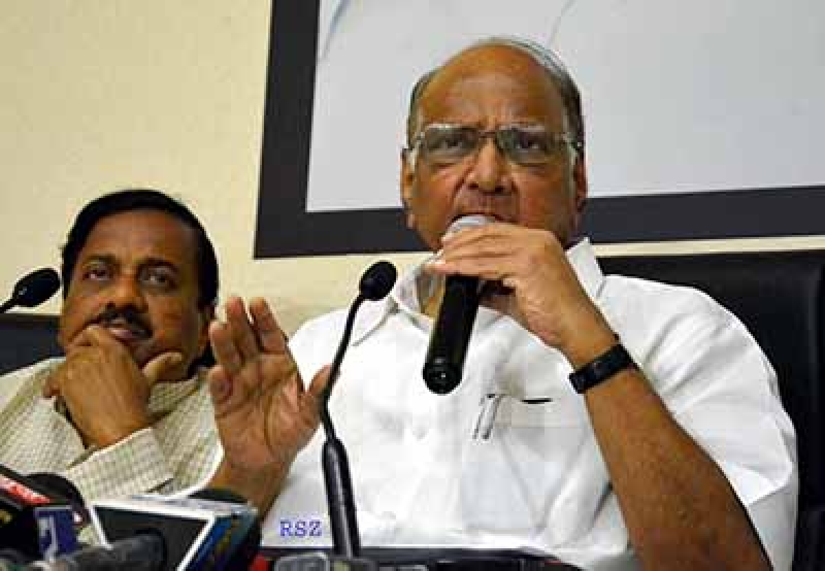 It is attack on democracy when bomb blast accused are given tickets to fight elections says Sharad Pawar