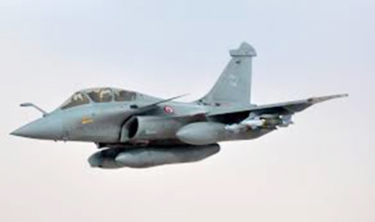 France wants naval version of jets for India