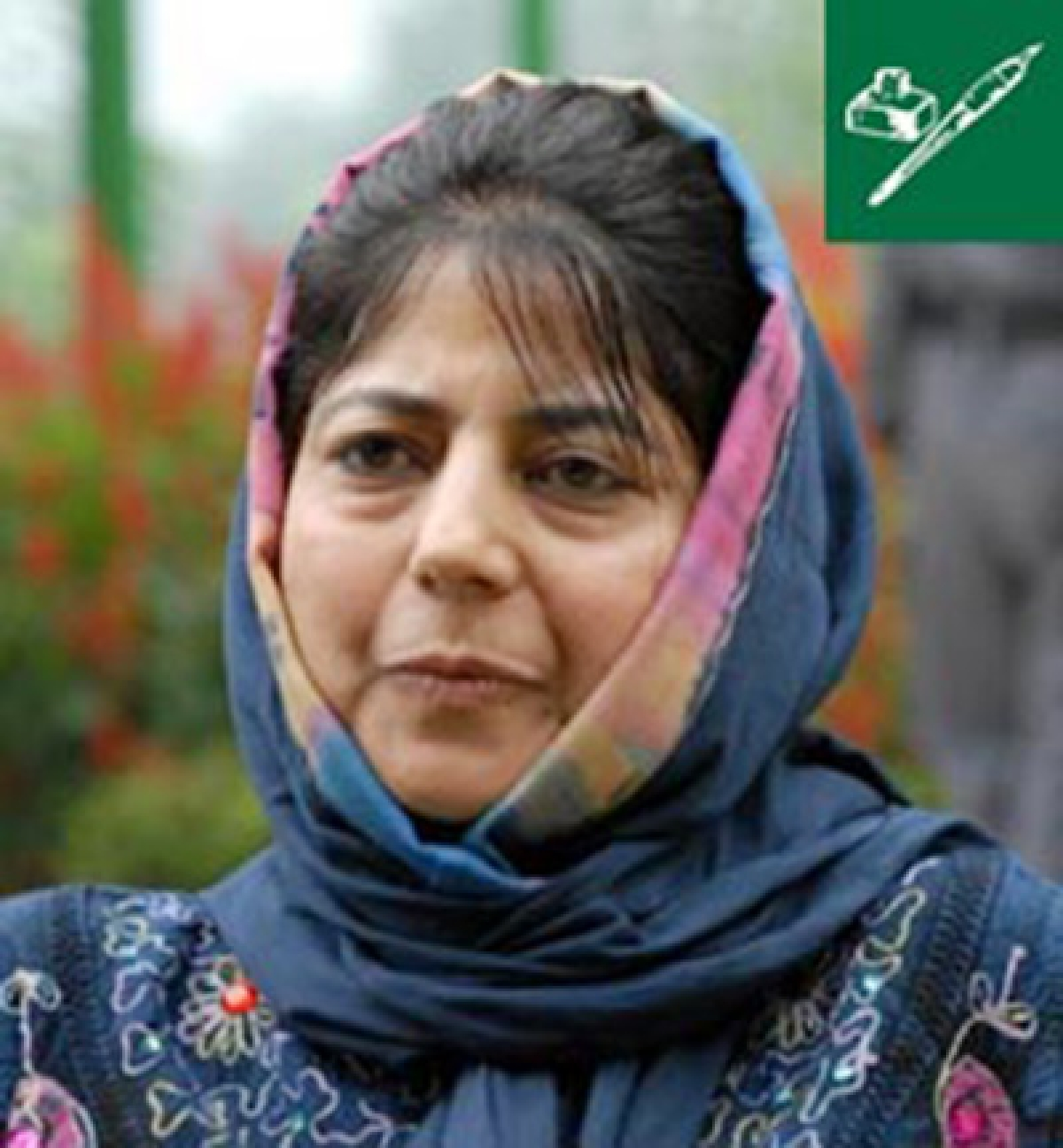 Now, Mehbooba angles for confidence boosters