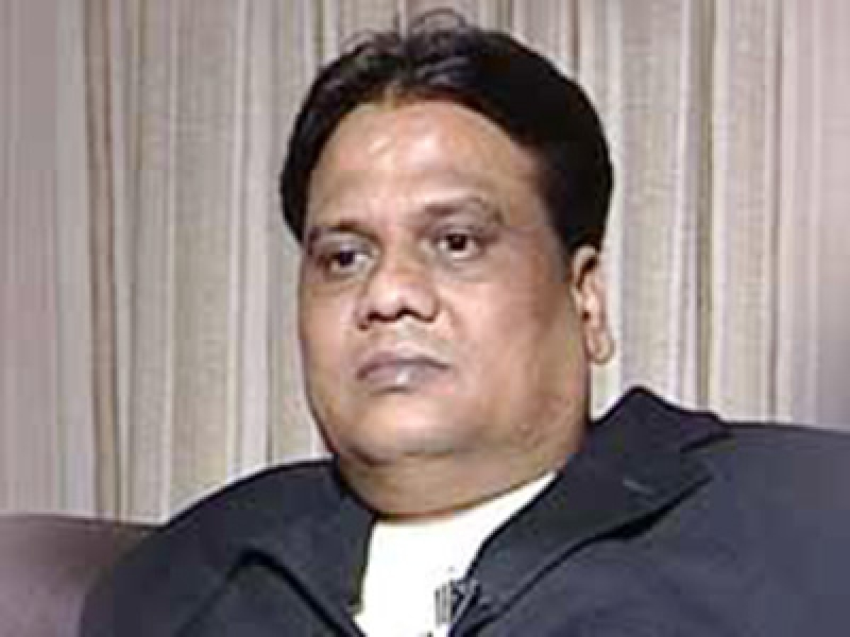 First CBI charge sheet against Chhota Rajan