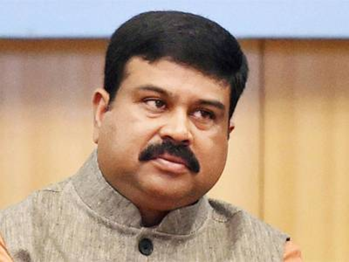 More reforms await gas sector, trading hub in making: Dharmendra Pradhan