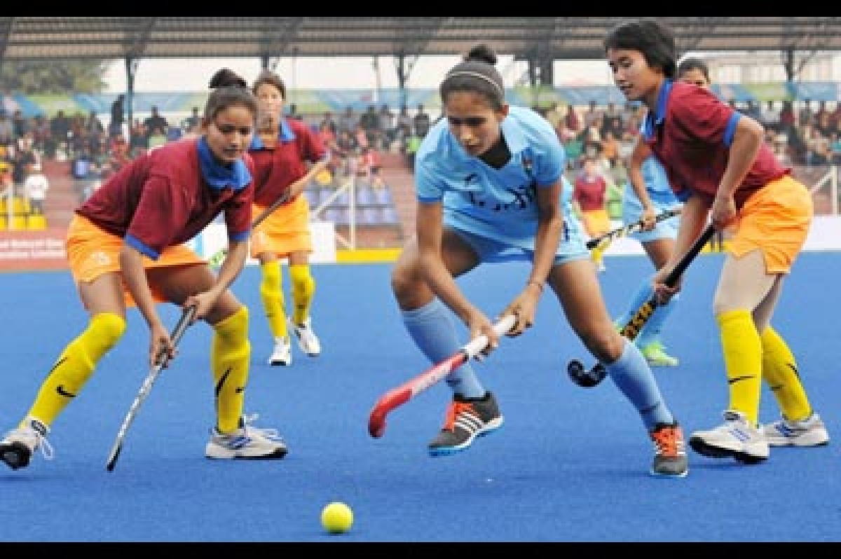Gold rush on for india on day two