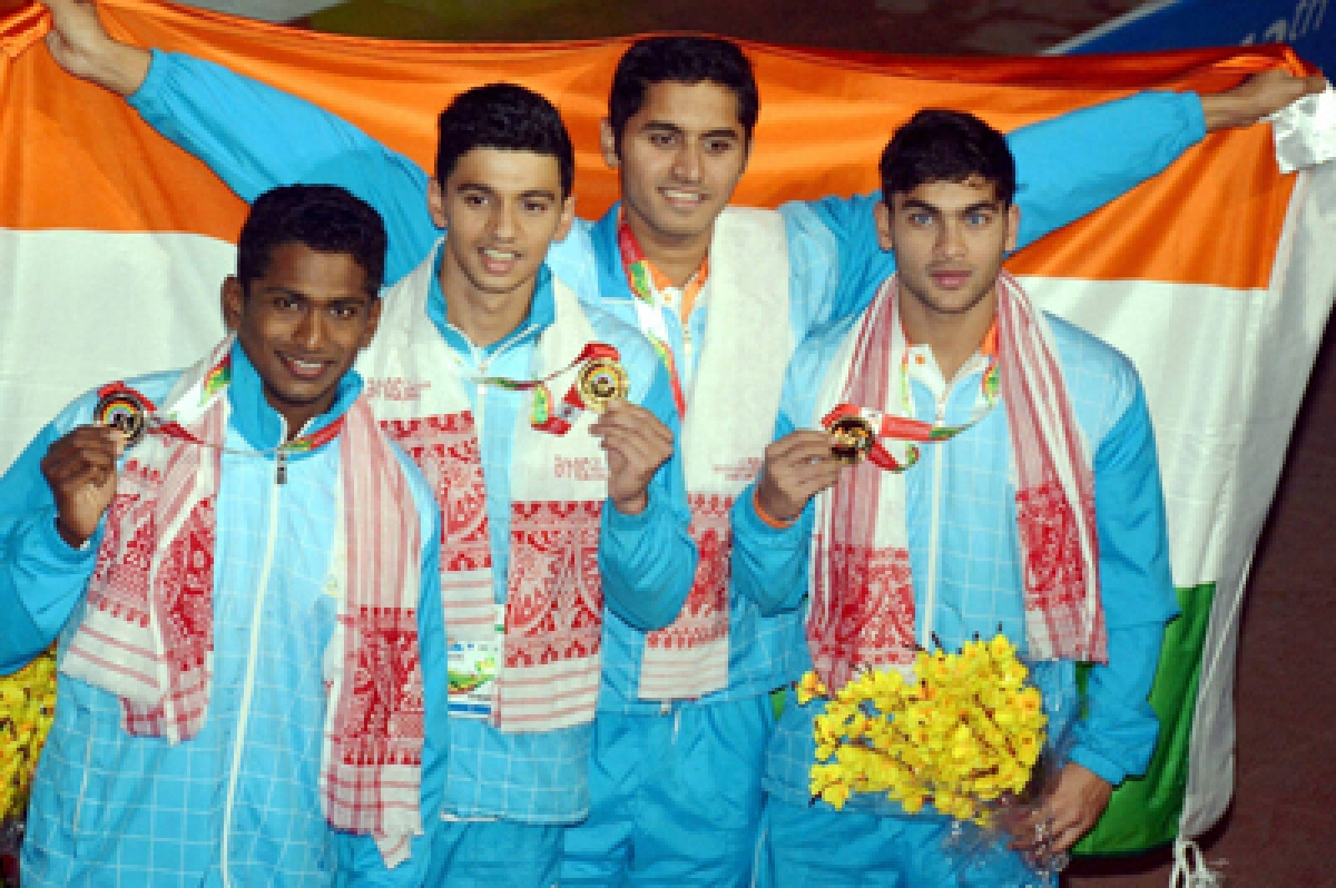 India wins 74 golds so far at South Asian Games