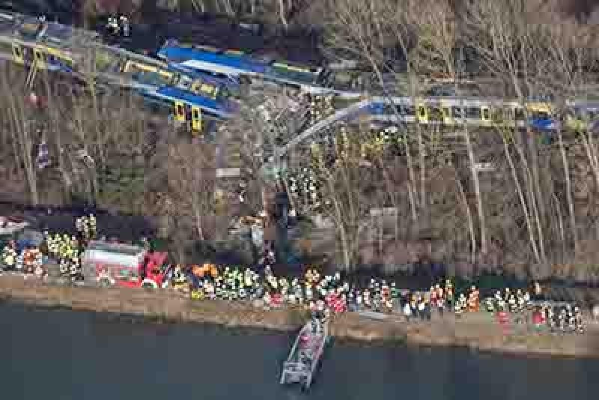 Train Tragedy Rocks Germany