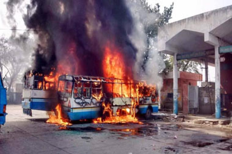 Jat reservation: Curfew imposed in five villages in Hissar