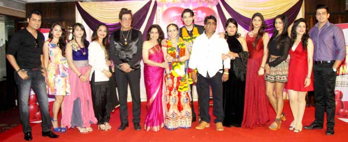 Mahurat of Hindi film 'Love You Family'