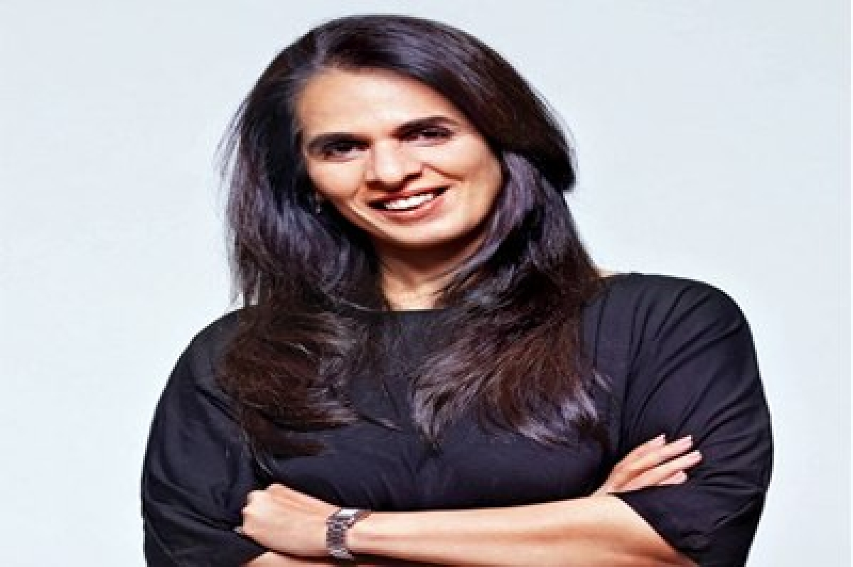 Feel special to be part of Make in India Week: Anita Dongre