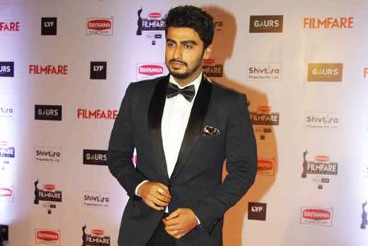 Never apprehensive about his TV debut, Arjun finds it amazing