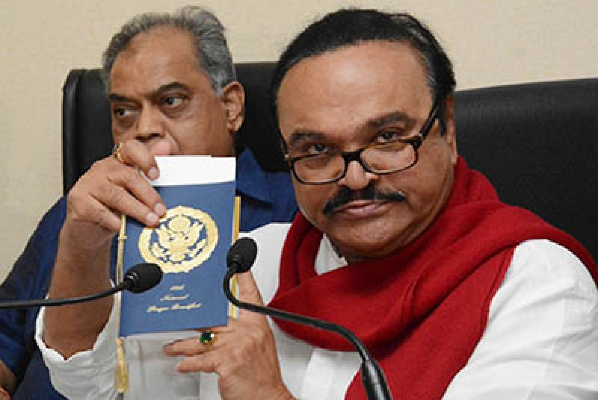 I'm clean, reiterates a confident Bhujbal
